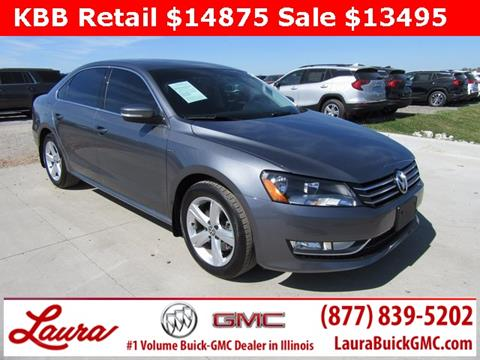 2015 Volkswagen Passat for sale in Collinsville, IL