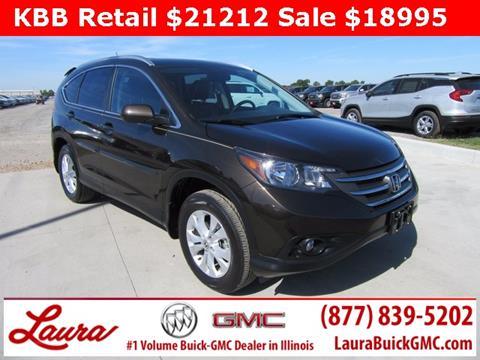 2014 Honda CR-V for sale in Collinsville, IL