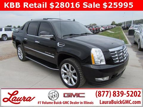 2011 Cadillac Escalade EXT for sale in Collinsville, IL