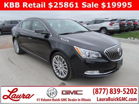 2014 Buick LaCrosse for sale in Collinsville, IL