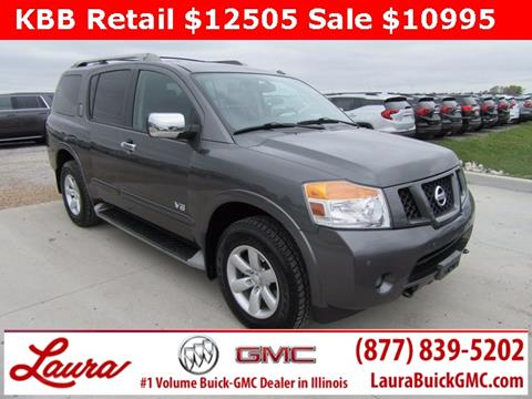 2009 Nissan Armada for sale in Collinsville, IL
