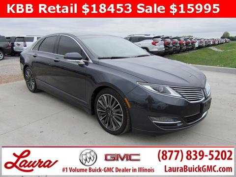 2013 Lincoln MKZ for sale in Collinsville, IL