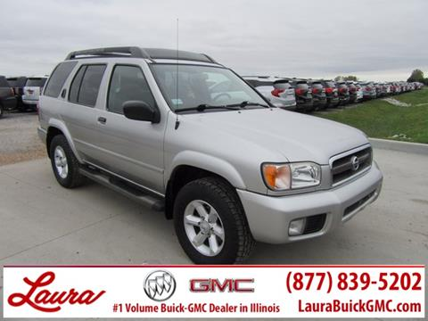 2004 Nissan Pathfinder for sale in Collinsville, IL