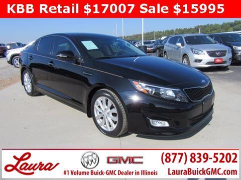 2014 Kia Optima for sale in Collinsville, IL