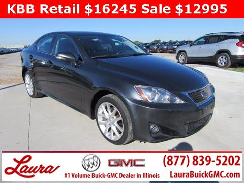 2011 Lexus IS 250 for sale in Collinsville, IL