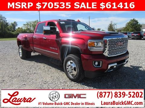 2018 GMC Sierra 3500HD for sale in Collinsville, IL