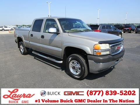 2002 GMC Sierra 2500HD for sale in Collinsville, IL