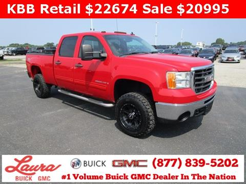 2009 GMC Sierra 2500HD for sale in Collinsville, IL