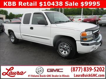 2006 GMC Sierra 1500 for sale in Collinsville, IL