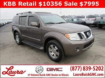 2008 Nissan Pathfinder for sale in Collinsville, IL