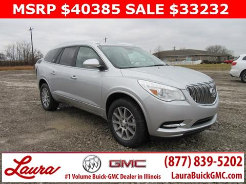 2017 Buick Enclave for sale in Collinsville, IL