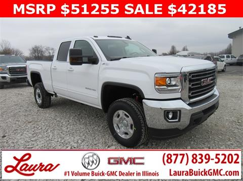 2017 GMC Sierra 2500HD for sale in Collinsville, IL