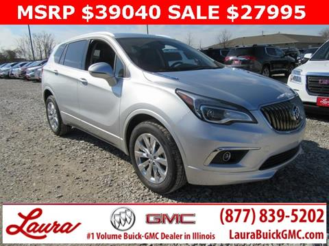 2017 Buick Envision for sale in Collinsville, IL