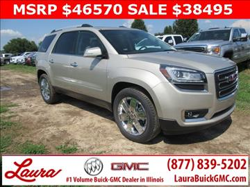 2017 GMC Acadia Limited for sale in Collinsville, IL