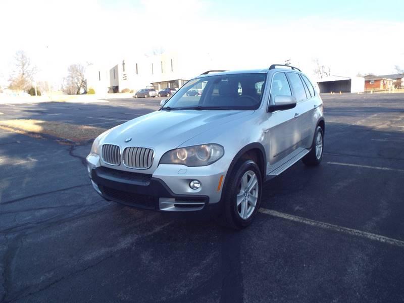 2007 BMW X5 4.8i In Lexington KY - Alex Auto Sales Inc.