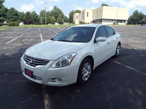 2010 Nissan Altima For Sale At Alex Auto Sales, Inc. In Lexington KY