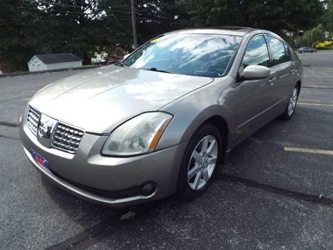 Nissan Dealership Lexington Ky >> Nissan For Sale In Lexington Ky Alex Auto Sales Inc