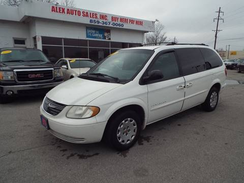 2001 Chrysler Town and Country for sale in Lexington, KY