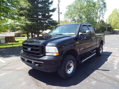 2004 Ford F-250 Super Duty for sale in Lexington, KY