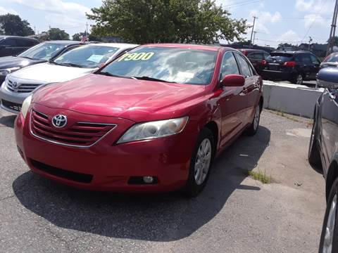 2007 Toyota Camry for sale in Lawrence, MA