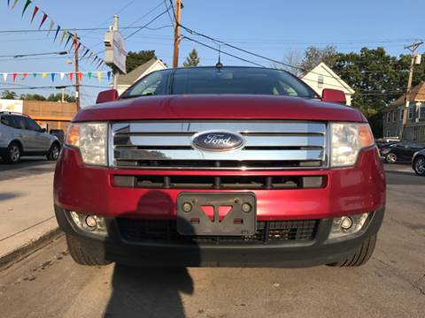 2008 Ford Edge for sale in Lawrence, MA