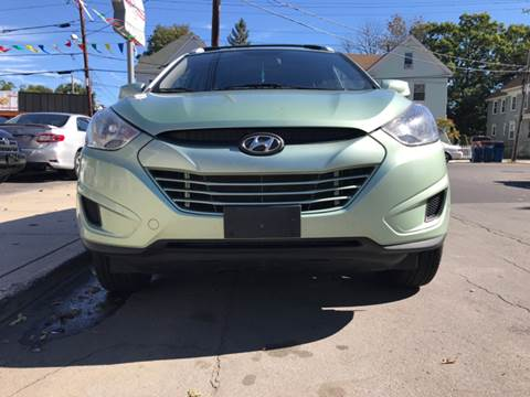 2011 Hyundai Tucson for sale in Lawrence, MA