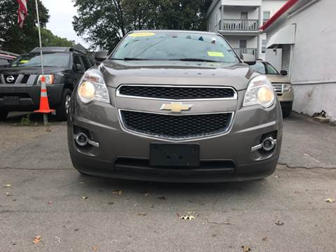 2010 Chevrolet Equinox for sale in Lawrence, MA