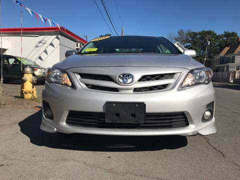 2011 Toyota Corolla for sale in Lawrence, MA