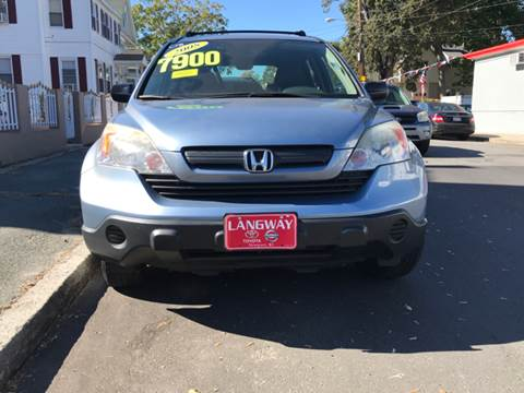2008 Honda CR-V for sale in Lawrence, MA