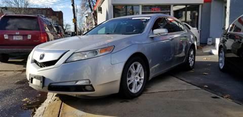 2010 Acura Tl For Sale Carsforsale Com
