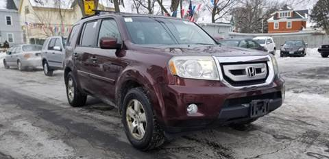 2011 Honda Pilot for sale at Choice Motor Group in Lawrence MA