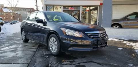 2011 Honda Accord for sale at Choice Motor Group in Lawrence MA