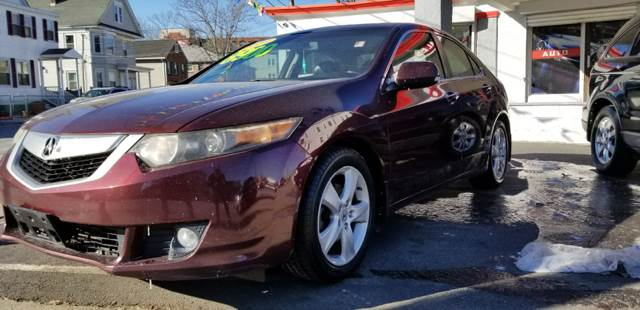 2009 Acura TSX for sale at Choice Motor Group in Lawrence MA