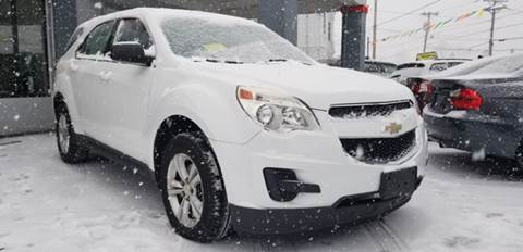 2012 Chevrolet Equinox for sale at Choice Motor Group in Lawrence MA