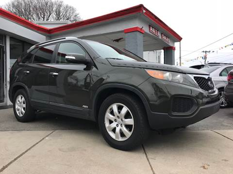 2012 Kia Sorento for sale at Choice Motor Group in Lawrence MA