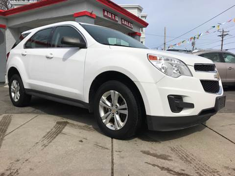 2011 Chevrolet Equinox for sale at Choice Motor Group in Lawrence MA