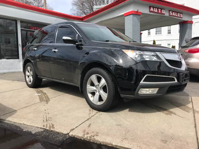 2010 Acura MDX for sale at Choice Motor Group in Lawrence MA