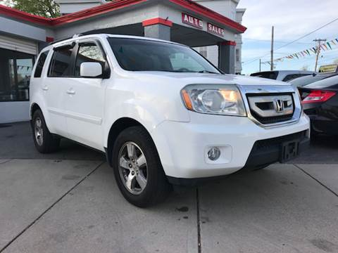 2009 Honda Pilot for sale at Choice Motor Group in Lawrence MA