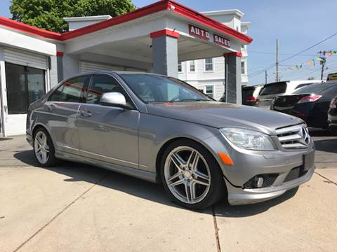 2009 Mercedes-Benz C-Class for sale at Choice Motor Group in Lawrence MA