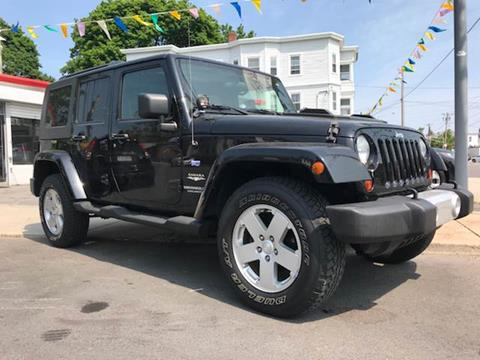 Good 2010 Jeep Wrangler Unlimited For Sale In Lawrence, MA