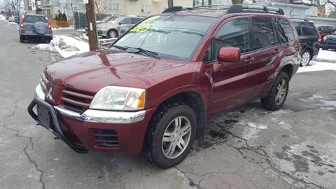 2004 Mitsubishi Endeavor for sale in Lawrence, MA