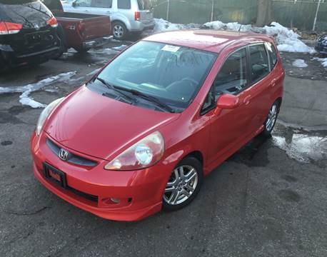 2007 Honda Fit for sale in Lawrence, MA