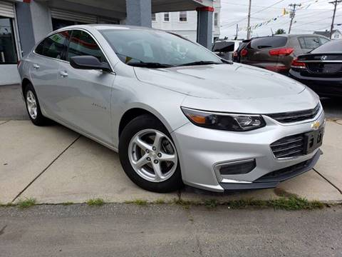2018 Chevrolet Malibu for sale at Choice Motor Group in Lawrence MA
