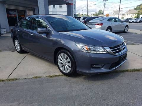 2013 Honda Accord for sale at Choice Motor Group in Lawrence MA
