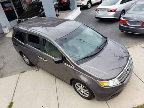 2011 Honda Odyssey for sale in Lawrence, MA