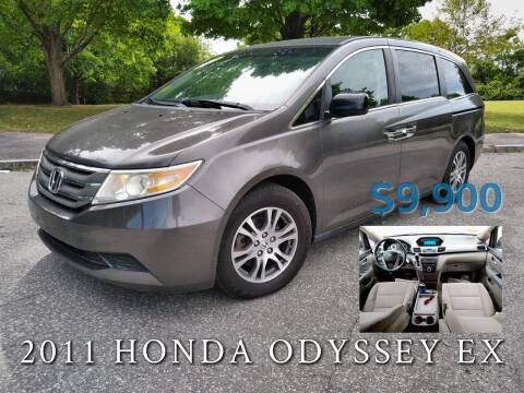 2011 Honda Odyssey for sale at Choice Motor Group in Lawrence MA