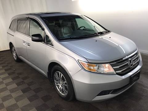 2012 Honda Odyssey for sale in Lawrence, MA