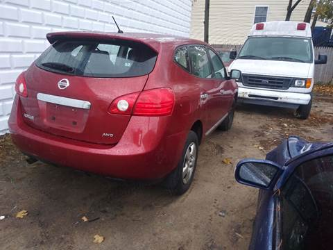 2012 Nissan Rogue for sale at Choice Motor Group in Lawrence MA