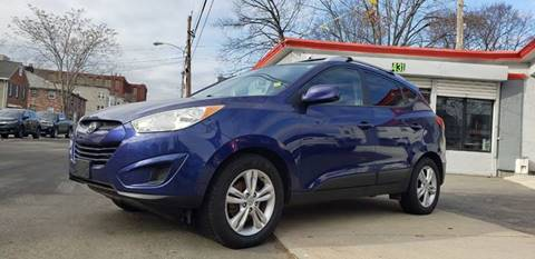 2011 Hyundai Tucson for sale at Choice Motor Group in Lawrence MA