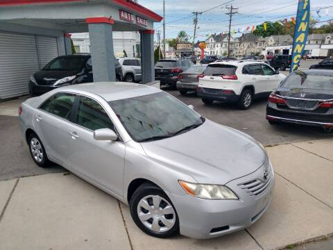 2007 Toyota Camry for sale at Choice Motor Group in Lawrence MA
